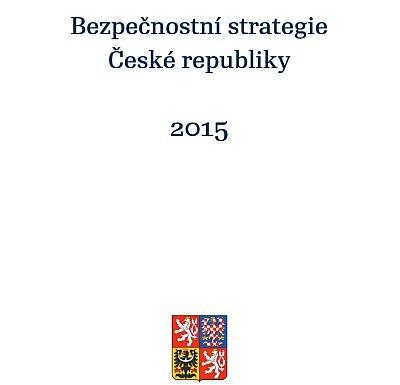 Bezpecnostni strategie CR 2015