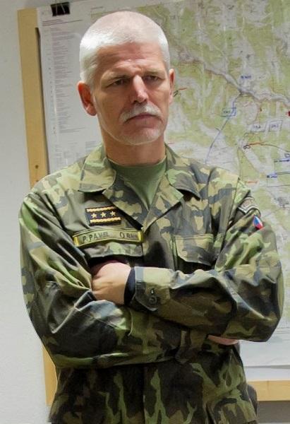 Angažmá Petra Pavla v NATO