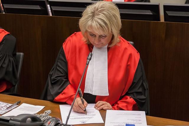 Ivana Hrdličková se stala předsedkyní Zvláštního tribunálu pro Libanon