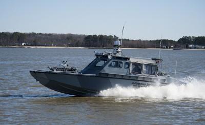 Experimentálne plavidlo U.S Navy Powerwent. Foto: U.S Navy