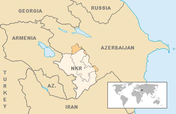 Náhorní Karabach – zamrzlý konflikt, který se stává stále živějším