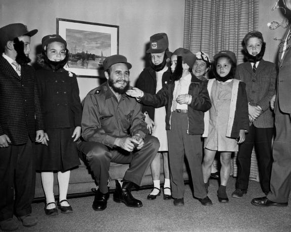 Od Fidela k Raúlovi aneb Když zemi vedou vojáci