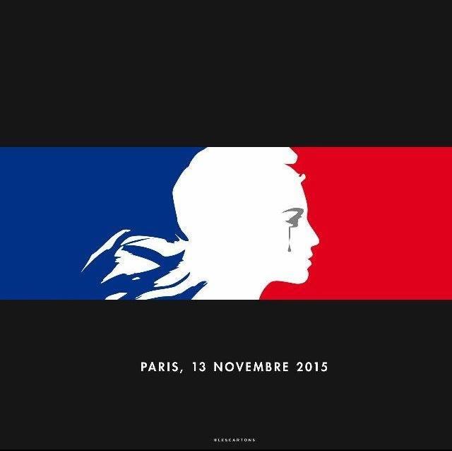 Paříž – 13. listopad 2015