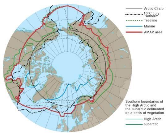 BKO pět let poté: spor o polární pásmo