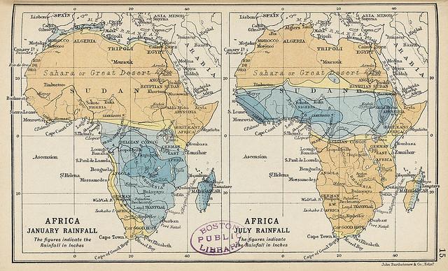 Rok 2015 v událostech: Afrika