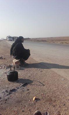 Zapisky z Kurdistánu V: Podržela jsem jí toho kalacha…