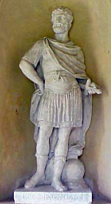 Generál Epaminondas. Zdroj: Wikimedia Commons
