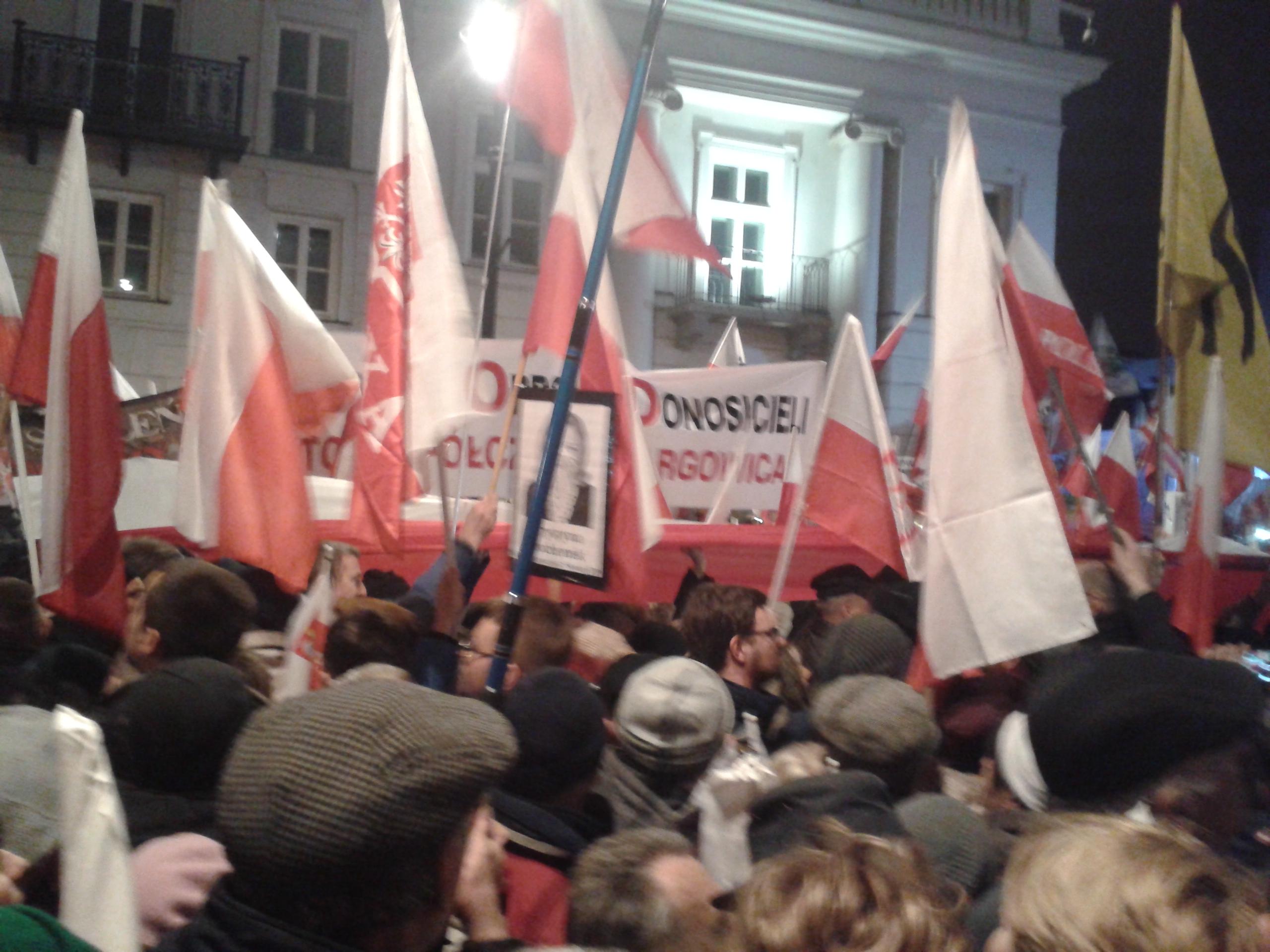Smolensk šest let poté