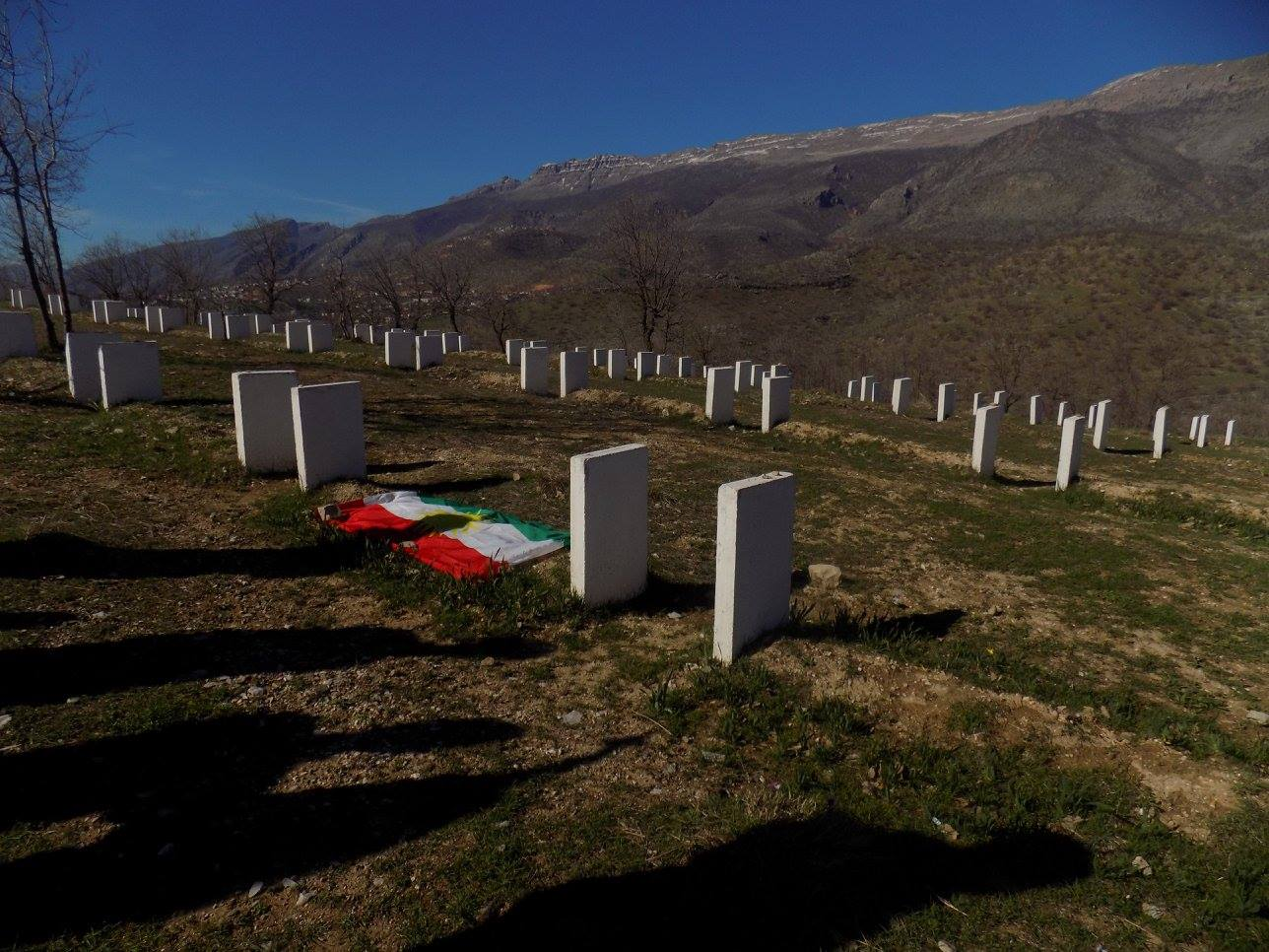 Pokračování zápisků z Kurdistánu I.