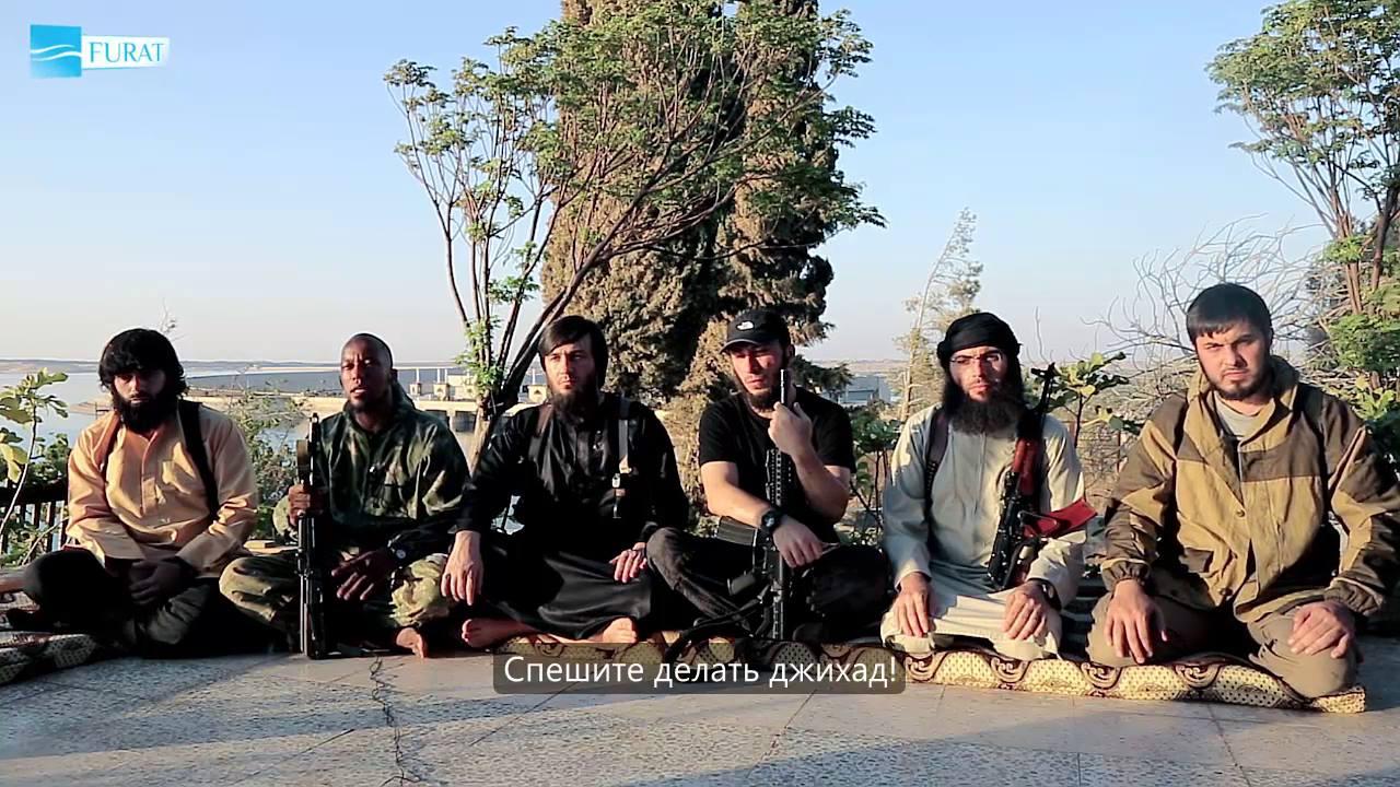Mělo by se Rusko obávat návratu kavkazských džihádistů z IS?