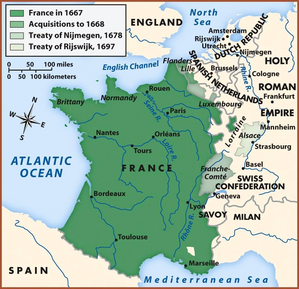 Ludvík XIV – muž používající hybridní způsob předtím, než to bylo cool
