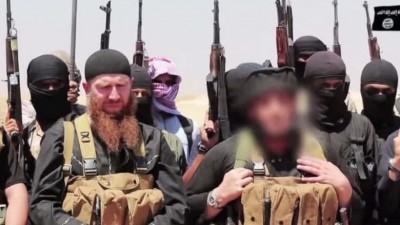 Umar aš-Šíšání. Zdroj: Videomateriál IS