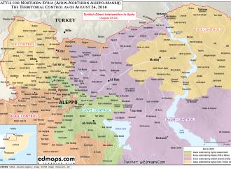Proč Turecko vstoupilo do Sýrie