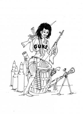 Guns 2 mensi