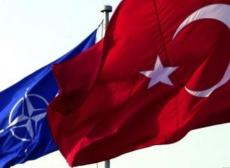 Turecko nepatří do NATO