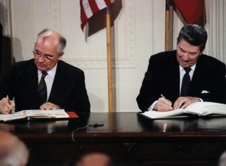 US withdrawal from the INF treaty