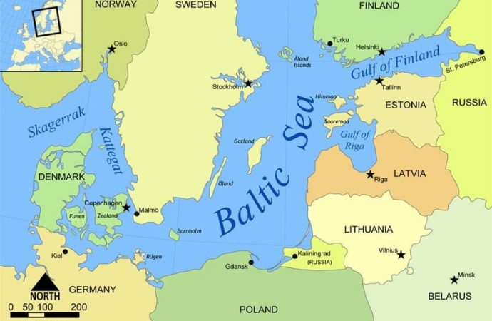 Innovation and cooperation are crucial for Baltic Sea region