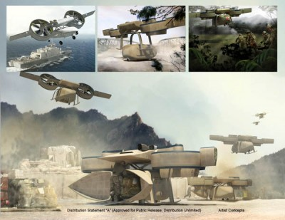 ARES Concepts DARPA