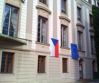 Pražský Hrad, 7. června 2009