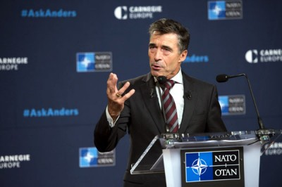 NATO Secretary General delivers speech on NATO's Future; Photo NATO