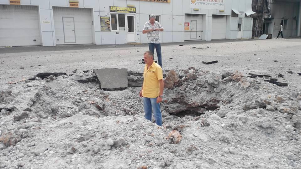 Reportáž z donbaské fronty