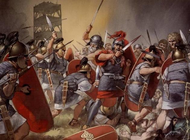 Hannibal vs. Rimania – Vojská v Druhej púnskej vojne II.