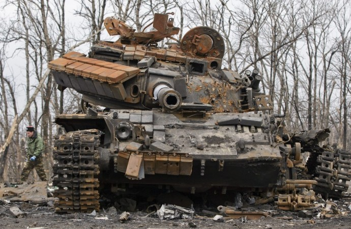 Tanky jsou na bojišti 21. století zbytečné
