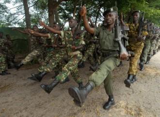 Afrika musí přestat demilitarizovat své armády