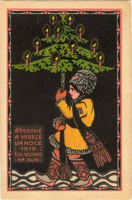 Čsl. vojsko na Rusi 1919   Czechoslovak armed forces in Russia 1919; Vojenský historický ústav